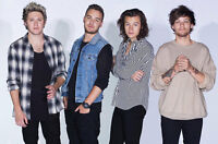 ONE DIRECTION TICKETS SEPT.8 AT CTC