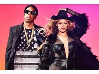 FOR SALE: 2x Beyonce and Jay Z On The Run Tour II Tickets Friday 15th June London *Premium Seats*