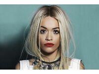 Rita Ora fan art needed for an art project!!!