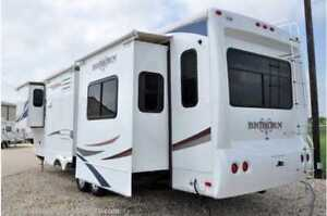 SNOW BIRD RENTAL - LARGE 5TH WHEEL TRAILER $500 / MTH