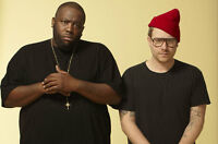 RUN THE JEWELS @ Club Soda