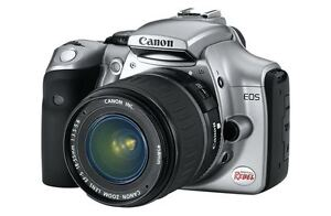Canon Digit Rebel with original lens