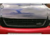vauxhall astra mk4 irmscher grill with rare badge
