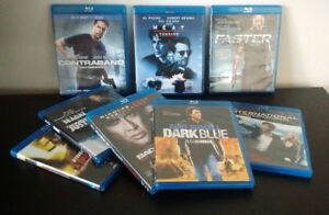 BIG Selection Of Blu-Rays For Sale $3.99 Each Or 5 For $15