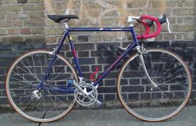 Road bike KOGA-MIYATA frame size 23inch, MAVIC, SHIMANO 600 Silver Fork -14 speed serviced WARRANTY