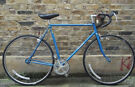 Single Speed MOTOBECANE french vintage frame - size 22inch, built with new parts WARRANTY