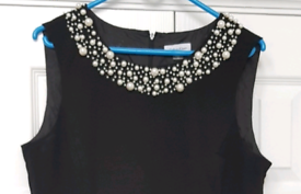 Black Calvin Klein Dress - Size 12