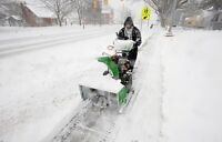 Quality Snow Removal Services - $30.00 or $40.00