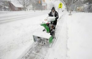 QUALITY SNOW REMOVAL with Pay Later Options - Kitchener Waterloo