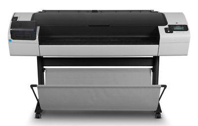 Hp Designjet T1300 Postscript Digital Color 44 Ps Plotter Printer- Cr652a