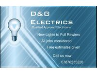 Qualified Approved Electrician