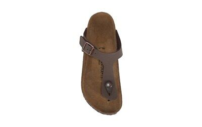 Birkenstock Gizeh Heritage Girls' Sandal Youth Mocha # - Girls Birkenstock