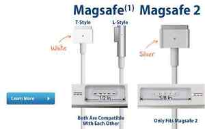 45/65/85 Watt Apple MAC MagSafe AC Power Adapters