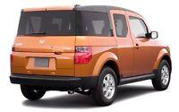 Ginger driver Honda Element