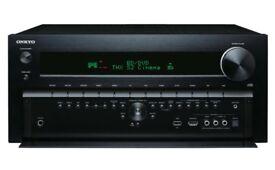 ONKYO TX-NR818 7.2C 4k 3d AV RECEIVER