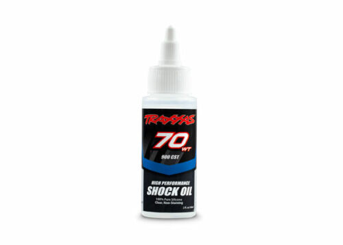 70 weight Silicone Shock Oil (70 wt, 900 cSt, 60cc) Traxxas TRA5036