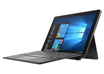 "Dell Latitude 12-5285 WUXGA 12.3"" 2 in 1 Laptop w/Travel KB - i7-7600/16G/512SSD"