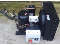 freezer room compressor