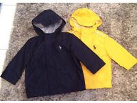 Baby Ralph Lauren jackets