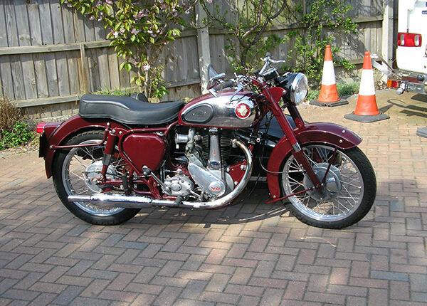 BSA Motorcycle Buyers Guide
