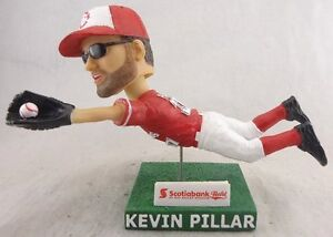 Kevin Pillar bobblehead Vancouver Canadians