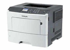 New Lexmark MS617dn Mono Laser Printer