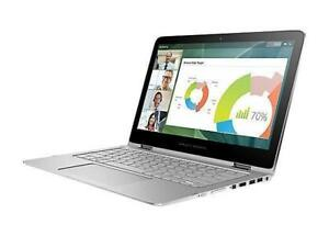 HP Spectre 13-V010CA 13.3 WLED Notebook/ Windows 10Intel Core i5-6200U 2.30GHz / 8GB RAM / 256GB SSD