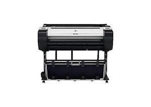 """Canon imagePROGRAF iPF780 36"""" Large-Format Inkjet Printer Plotter"""