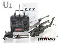 RC Helicopter - 3.5ch army with gyro featured system FLY toys UH-60 Black Hawk - £25 – boxed as new