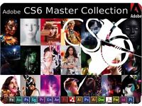 ADOBE CREATIVE SUITE 6 - MASTER COLLECTION: MAC/ PC