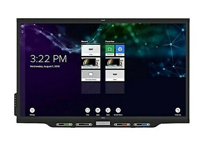 Smart Board 7086 Pro With Iq 86 4k Led Display Sbid-7286p-v2 Nob