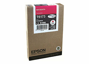NEW-Epson Genuine High Capacity Magenta Epson T6173 Ink Cartridg