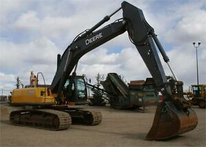 350D LC excavator for sale