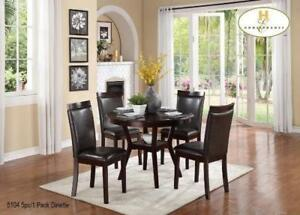 ROUND DINING TABLE SET (MA2242)