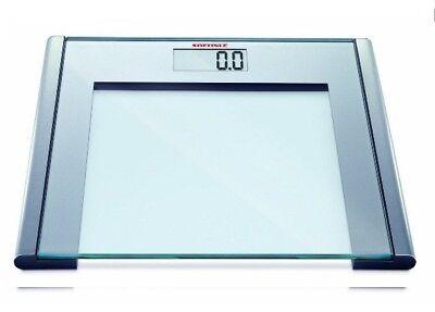 SOEHNLE Digitale Personenwaage Silver Sense 61350 Waage Digitalwaage online kaufen