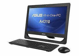 asus a4310 all in one computer