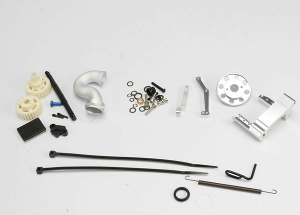 Traxxas Revo 2.5 /& 3.3 Big Block Conversion Kit .21-.28-5360X