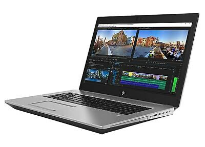 "HP ZBook 17 G6 - 17.3"" - i7 9750H - 2.6GHz - 16GB RAM - 512GB HDD"