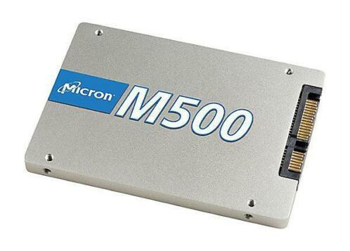 Micron 120GB & 240GB SSD M500 Series 6GB/s Solid State Disk