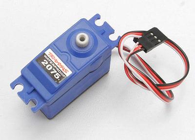NEW Traxxas 2075 Waterproof Digital Steering Servo /Fits Slash 4X4 Rustler