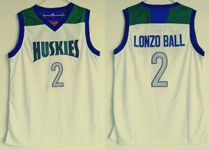 VINTAGE! LONZO BALL- CHINO HILLS HIGH SCHOOL JERSEY NEW!!