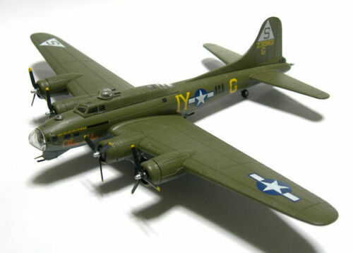 1/144 F-toys B-17G Flying Fortress 615th Squadron from Heavy Bomber Collection