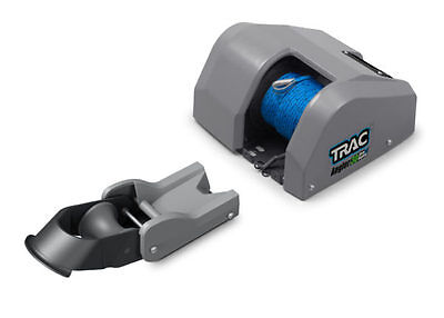 Marine Boat Trac Angler 30 Auto Deploy Electric Anchor Winch w/Wireless Remote