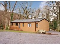 Luxury Lodge for Sale in Snowdonia- North Wales. Lodge sleeps 8 on 5* Park Open 12 months a year