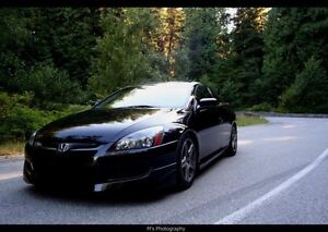 2004 Honda Accord Coupe EX-L Coupe (2 door)