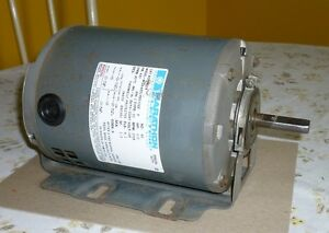 Electric Motor 1/2HP, 115V