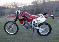WANTED-XR650R