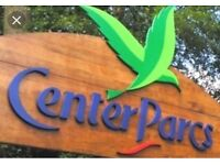 Centre Parcs longleat x 5 days stay nov 7th -Nov 11th 3 bedroom physiotherm lodge
