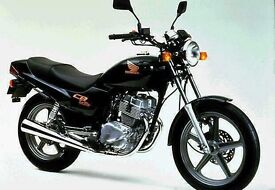 Honda cbt two fifty