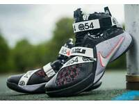 Nike Lebron Soldier 9s limited edition Quai 54